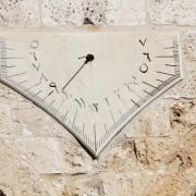 the wrong way sundial