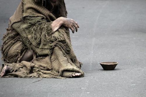 The Undiscouraged Leper